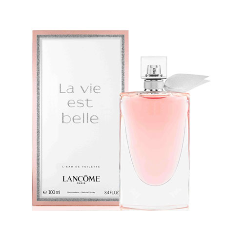 lancome la vie est belle l 39 eau de toilette 100ml. Black Bedroom Furniture Sets. Home Design Ideas