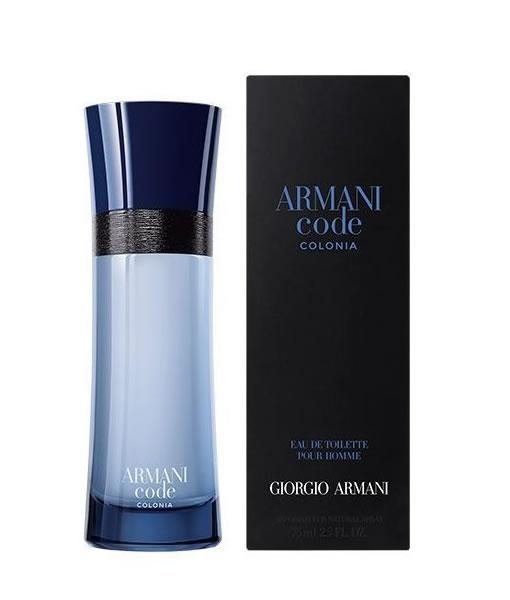 FRAGRANCES - Men   Armani Code Colonia Men Eau de Toilette 75ml 3b38e9dfd225